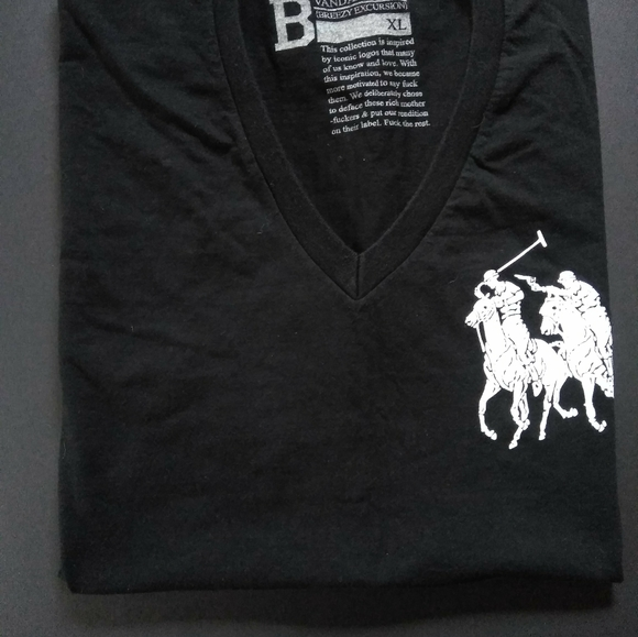 Breezy Excursion Bay Area Brand Polo Horse T-Shirt